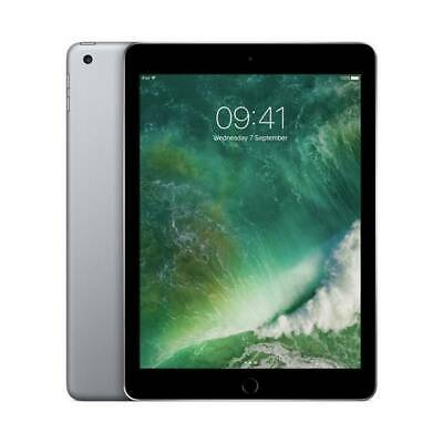 "Apple iPad 5th Generation 2017 9.7"" 32GB Space Grey FAST AND FREE DELIVERY MP2F2"