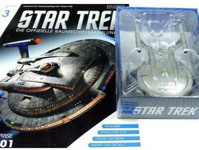 STAR TREK Official Starships Magazine #4 USS Enterprise NX-01 Eaglemoss english