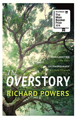 Richard Powers-Overstory (UK IMPORT) BOOK NEW