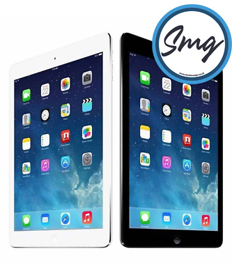 Apple iPad Air 1st Generation 16/32/64 Space Grey/Silver FAST and FREE DELIVERY