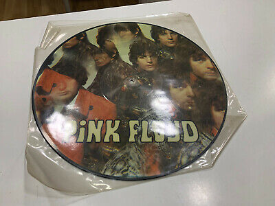 Pink Floyd Picture Disc The Piper At The Gates Of Dawn