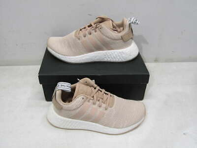 new concept f5b93 3082f ADIDAS NMD R2 Women Raw Pink Size 7.5 Womens Uk 6 USED ...