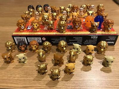 Woolworths The Lion King OOSHIES Individual Sale Pick Your Own Character TOY!
