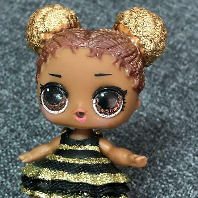 LOL Surprise Doll SERIES QUEEN BEE HTF GLITTER 1 2 3,Dress shoes Toy Gift