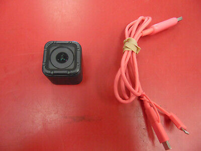 GoPro Hero5 Session Action Camera - Black with pink charger/SD