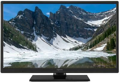 """Digihome 24HDCNTDP 24"""" Smart TV with DTS & Freeview Play HD Ready Dark titanium"""
