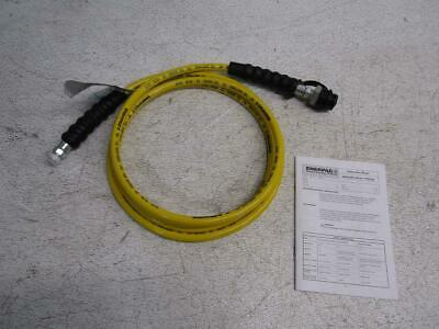Enerpac 10,000 psi 700 Series 3/8in x 10ft L High Pressure Hydraulic Hose HC7210