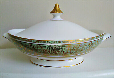 Royal Doulton English Renaissance Covered Vegetable Tureen  1St Quality 3 Avail