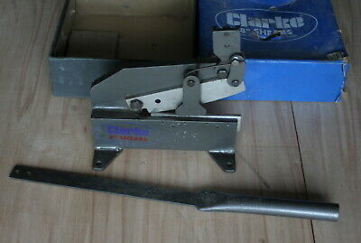 Clarke Metal Shears -Cps200 -  See Photographs