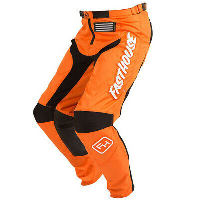 Fasthouse Grindhouse Orange Pants