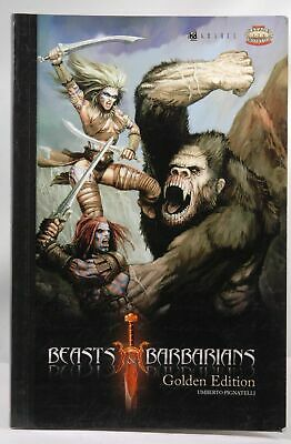 PRESALE Steel Edition boxed set New Beasts /& Barbarians Savage Worlds RPG