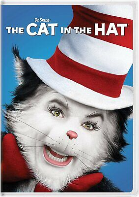 Dr. Seuss' The Cat in the Hat DVD Mike Myers, Kelly Preston