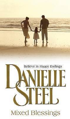 Mixed Blessings by Danielle Steel, Paperback Used Book, Good, FREE & Fast Delive