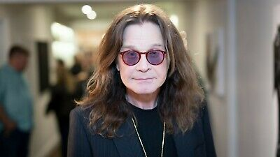 ozzy osbourne worn demon puppet ring with pentagram necklace and photo 4f1