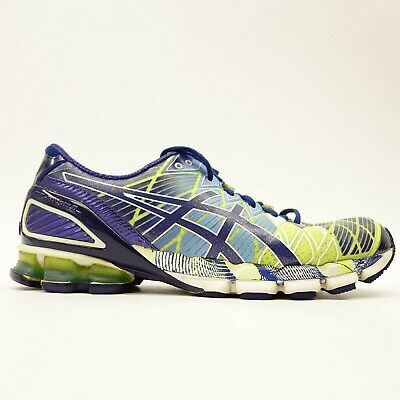 50% price best value classic fit ASICS GEL-KINSEI 5 Mens US 11 EU 45 Lite Blue Road Running ...