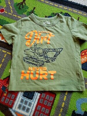 3t Boys Oshkosh Shirt euc