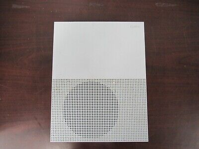 Microsoft Xbox One S White  Console only Model 1681