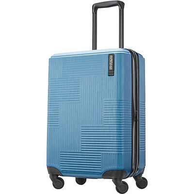 "American Tourister Stratum XLT 20"" Expandable Hardside Hardside Carry-On NEW"