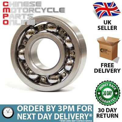 Open Bearing 62/28 28x58x16mm for Lexmoto, Lifan, POR, Skyteam, Sukida, Zhongyu