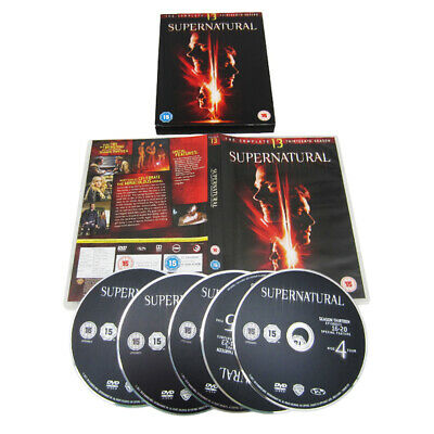 Supernatural Season 13 DVD The Brand New and Sealed UK R2 Fast & Free Postage