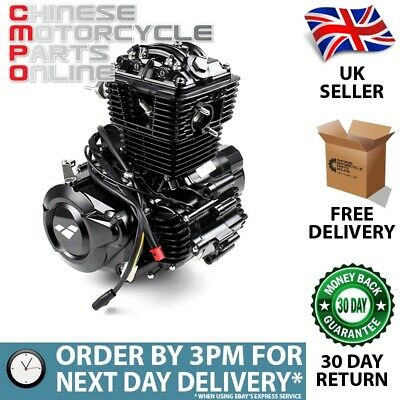 125cc Motorcycle Engine SK157FMI-G for SK125-22 (ENG062)