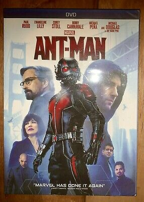 Marvel Studios: Ant-Man DVD (2015) **GREAT DEAL** **FREE SHIPPING**