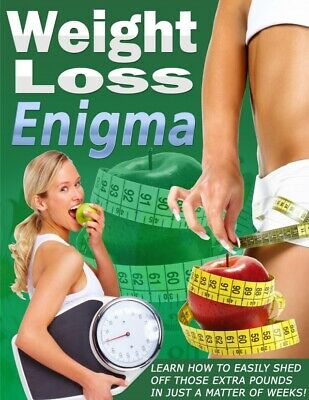 Weight Loss Enigma PDF ebook with Full Master Resell Rights