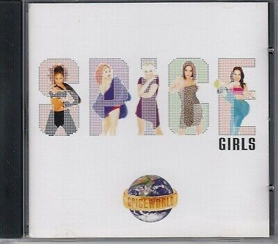 Spice Girls - Spiceworld  / 10 Tracks / Cd