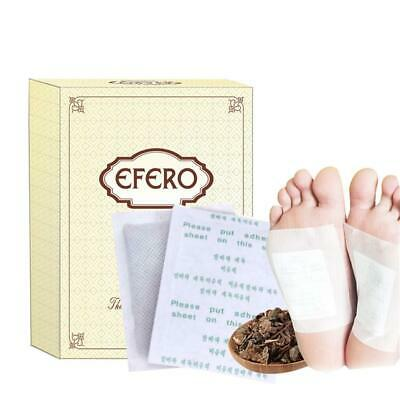 Pads with Adhesive Improve Sleeping Detox Foot Patches Chinese Medicine