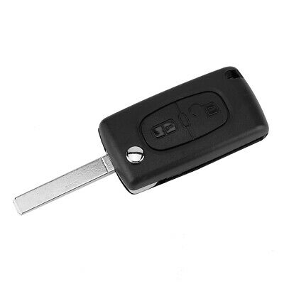 Fit For Citroen C2 C3 Xsara Picasso C4 Remote Key Fob Case Shell Cover ML