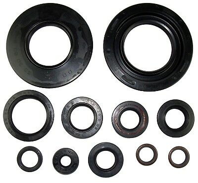 Yamaha XT500 Motor-Simmerring-Set komplett, Engine Shaft Seals Complete Kit