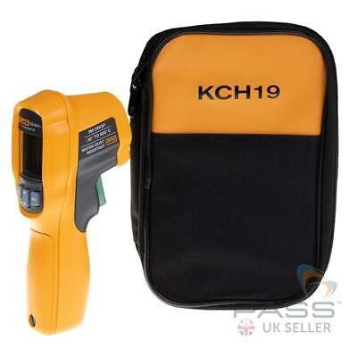 Fluke 62MAX + PLUS Thermometer with FREE Carry Case - Limited Stock / UK
