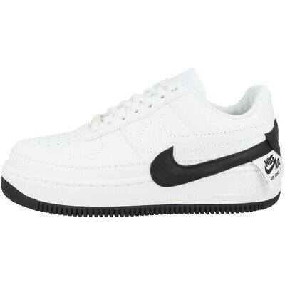 NIKE AIR FORCE 1 Jester XX Sneaker Donna AO1220 001 Black
