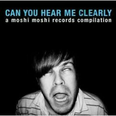 VARIOUS (70'S) Can You Hear Me Clearly - A Moshi Moshi Records Compilation CD