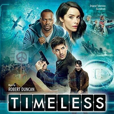 Robert Duncan - TIMELESS (MUSIC FROM THE ORIGI - CD - New