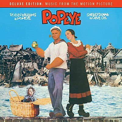 Harry Nilsson - POPEYE (DELUXE EDITION MUSIC - CD - New