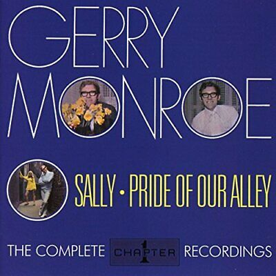 Gerry Monroe - Sally - Pride of Our Alley Th - Double CD - New