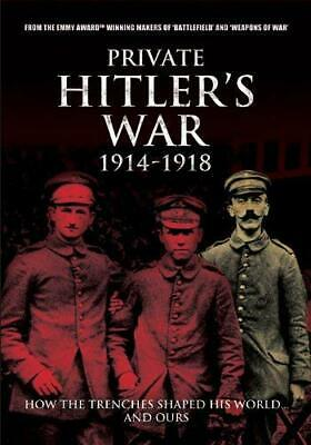 Private Hitlers War 1914-1918 - Various Artists - Dvd - New