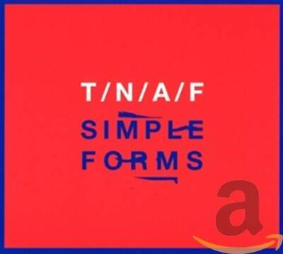 Naked and Famous - Simple Forms - CD - New