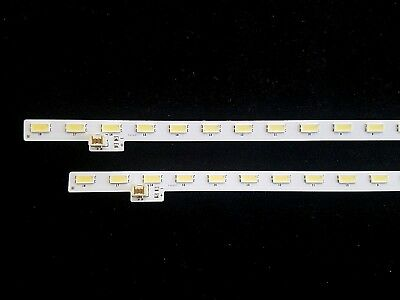 Sharp LC-60LE660U , LC-60LE661U LED Backlight Strips ( Two Strips )