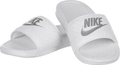 102 Swoosh NIKE Slides Light Blue 312432 WOMEN'S Benassi htsCxQrd