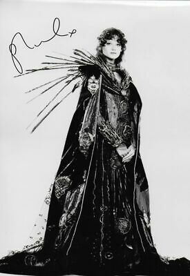 RETURN TO OZ personally signed 12x8 - SOPHIE WARD as Mombi II