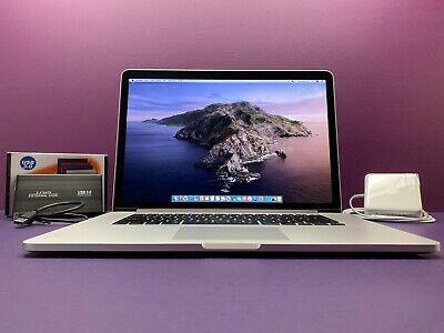 "15"" APPLE MACBOOK PRO / RETINA / 16GB RAM / 1TB SSD / 3.4 i7 TURBO / WARRANTY/"