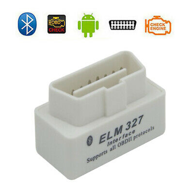 V1.5 ELM327 Bluetooth OBD2 Diagnostic Tool Scanners For Peugeot Renault Citroen
