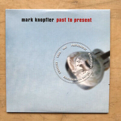 MARK KNOPFLER PAST TO PRESENT CD SINGLE CD-ROM PROMO FROM 2000 - sailing to phil