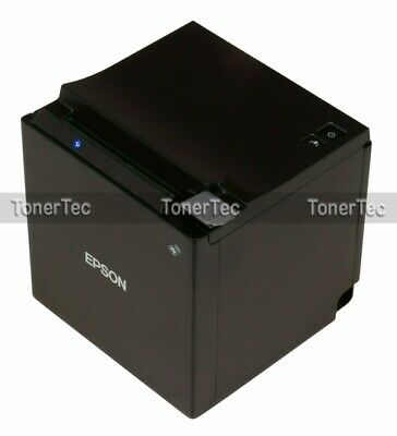 "Epson TM-M30 Direct Thermal 3"" POS USB/Ethernet Receipt Printer (BLACK) CE95222"