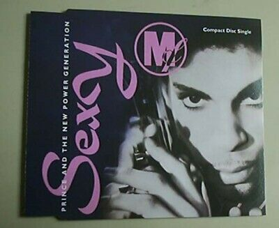 Prince Sexy Mf Cd Single 3 Track German