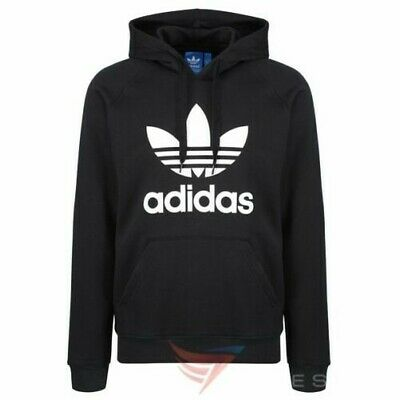 ADIDAS ORIGINALS GRAPHIC Crew Trefoil Jacke Sweatshirt
