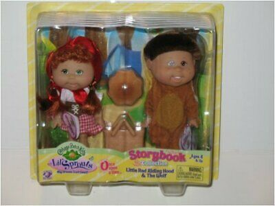Exclusive CPK Lil Sprouts Storybook Collection - Little Red Riding Hood and T...