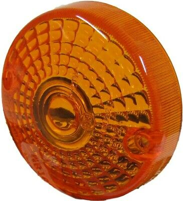 Indicator Lens Front L/H Amber for 1986 Suzuki GN 250 F